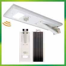 High Quality 10W LED Street Light with Solar Panel