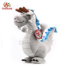 Dongguang ICTI auditó los juguetes grandes de la felpa del dinosaurio de la fábrica