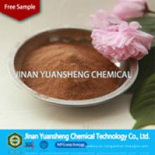 Lignosulfonato de calcio como aditivo de bronceado de cuero (CF-5)