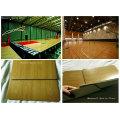 2017 Hot Sale Basketball Plastic Sport Flooring