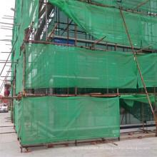 Proveedor de la malla de la red de seguridad del andamio de la construcción del monofilamento