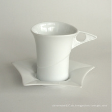 Porzellan Kaffeetasse-Set (10CD13765)