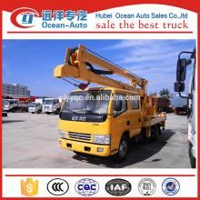 12m Dongfeng new condition mobile elevating platform truck for sale