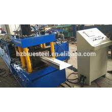 Auto Changeable Multi Dimension UCZ Purlin Roll Machine formant, Light Guage Steel Frame Rollformer Prix
