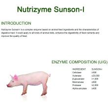 Enzimas complexas que aumentam a digestibilidade dos alimentos para todos os animais