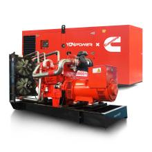 250kw biogas generator with cummins engine