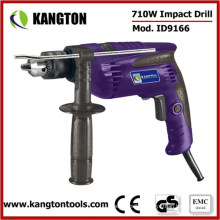 13mm Power Tool Electric Impact Drill 710W