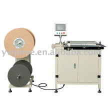 Double-wire book binding machine