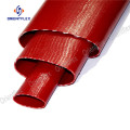 Blue Flexible PVC Lay Hose Flat