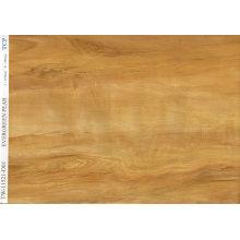 Azulejo de suelo de vinilo / Azulejo de piso de PVC / Clic de vinilo