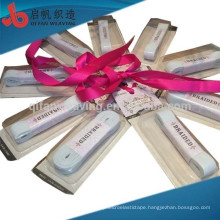 Alibaba Factory Eco-friendly Customizes Okeo-Tex Competitive Price Embroidery elastic band