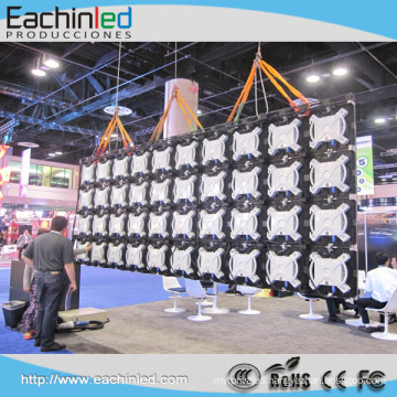 LED Pixel HD Aluminum LED Video Display