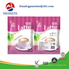 Poudre de thé au lait Boite énergétique Boîte d'emballage Sac de plastique de qualité alimentaire