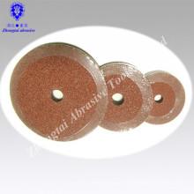 """Disco de fibra abrasiva de la marca interflex P80 de 7 """"* 7/8"""" para pulir y pulir"""
