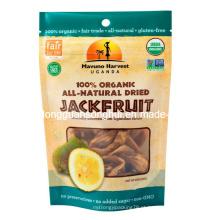 Saco secado da embalagem do Jackfruit / saco plástico do petisco