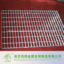 Hochwertige Metall Stahl Gitter Zaun Fabrik