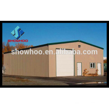 Real Estate Prefab Steel House For Construction Site