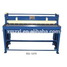 Métal Shearing machine