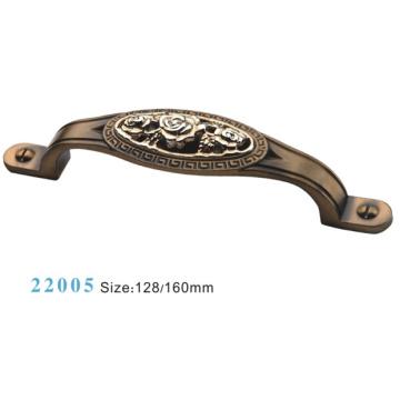 Mobiliário Acessórios Zinc Alloy Cabinet Handle (22005)