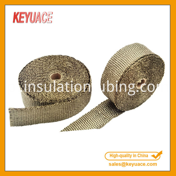 Fireproof Insulation Basalt Fiber Tape