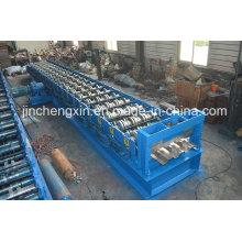 Máquinas formadoras de pisos de cubiertas resistentes
