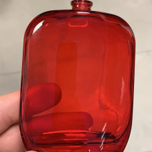 Cosmetic glass jar of water base painting