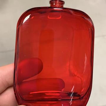 Pot en verre cosmétique de peinture à base d'eau