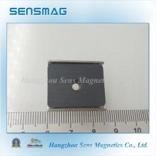 Мощный пользовательский постоянный ферритовый магнит для генератора, двигателя