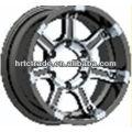15 polegadas bonito 6 furo 139,7 milímetros réplica carro esporte roda