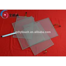 Haciendo la máquina de la posición 5 revestimientos resistentes del panel de la pantalla táctil del alambre