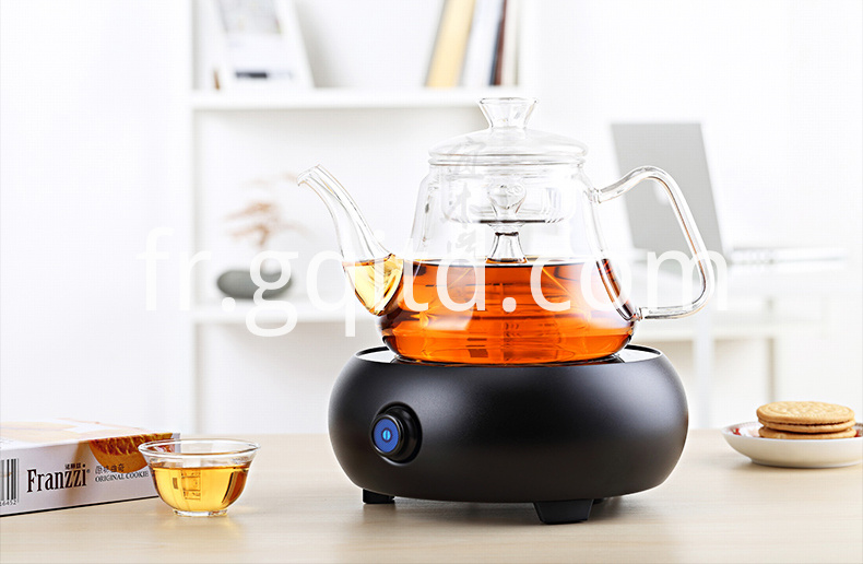 glass Electric Tea Maker