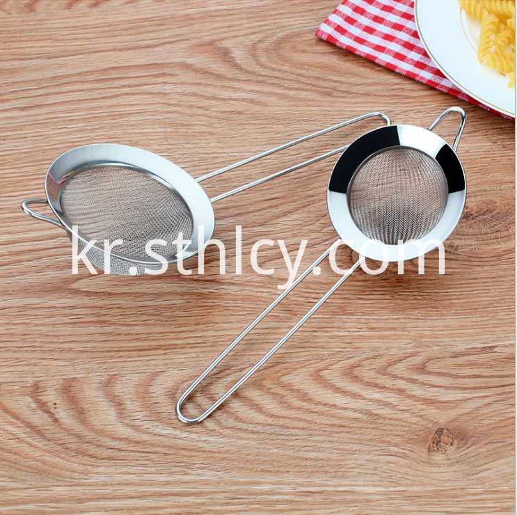 Stainless Steel Strainers1