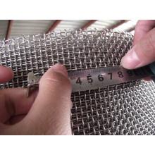 Нержавеющая сталь гофрированная сетка
