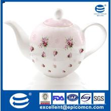 Highquality ceramic teapot kung fu style Turkish tea pot