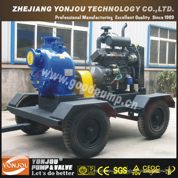Selbstsaugende Diesel-Wasserpumpe