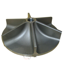 China Alloy Steel Precision Casting Pump Impeller