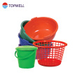 Customized Colorful Plastic Bucket