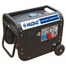 Generador caliente de la gasolina del estilo de Europa de la venta, generador del CE con el comienzo teledirigido
