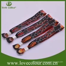 La venta caliente de la alta calidad imprimió el wristband para los materiales de la iglesia