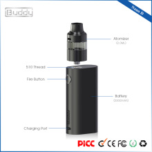 iBuddycig Concise Appearance 2200mah Built-In 18660 Battery Mod