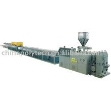 PVC Fiber-Reinforced Hose Production Line