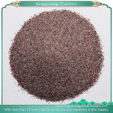No Free Silica Free Flow 90% Minimum Garnet Sand Blasting30 60 for Surface Old Paints Sandblasting