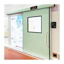 Custom Sales Clean Room Door Automatic Hermetic Sliding Door For Hospital