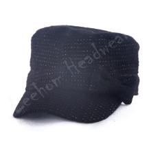 Chapeaux militaires en tissu de laine pour l'hiver