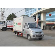 Pure Electric Container Box Van Truck