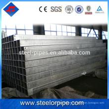 Einzigartige Produkte zu kaufen warm gewalzten Stahl quadratischen Rohr