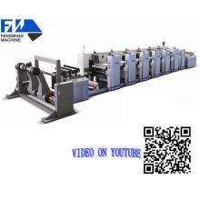 Широкоформатная машина для флексопечати