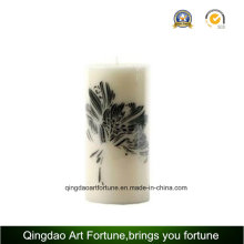 Handmade Scented Pillar Candle for Home Decor
