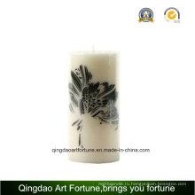 Свеча искусственной душистой свечи ручной работы для домашнего декора