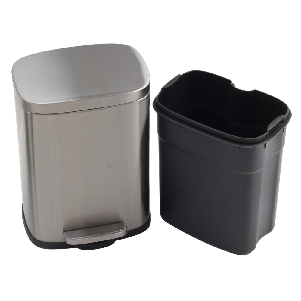Household Trasch Can With Bucket For Office